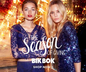 BIK BOK The SeaSon of giving - Klikk her!